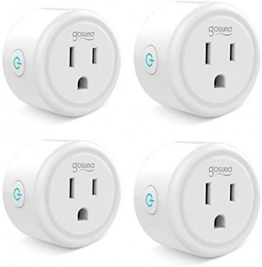 Gosund Mini Wifi Smart Plug 2