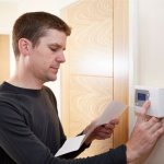 How Do You Unlock A Honeywell Thermostat?