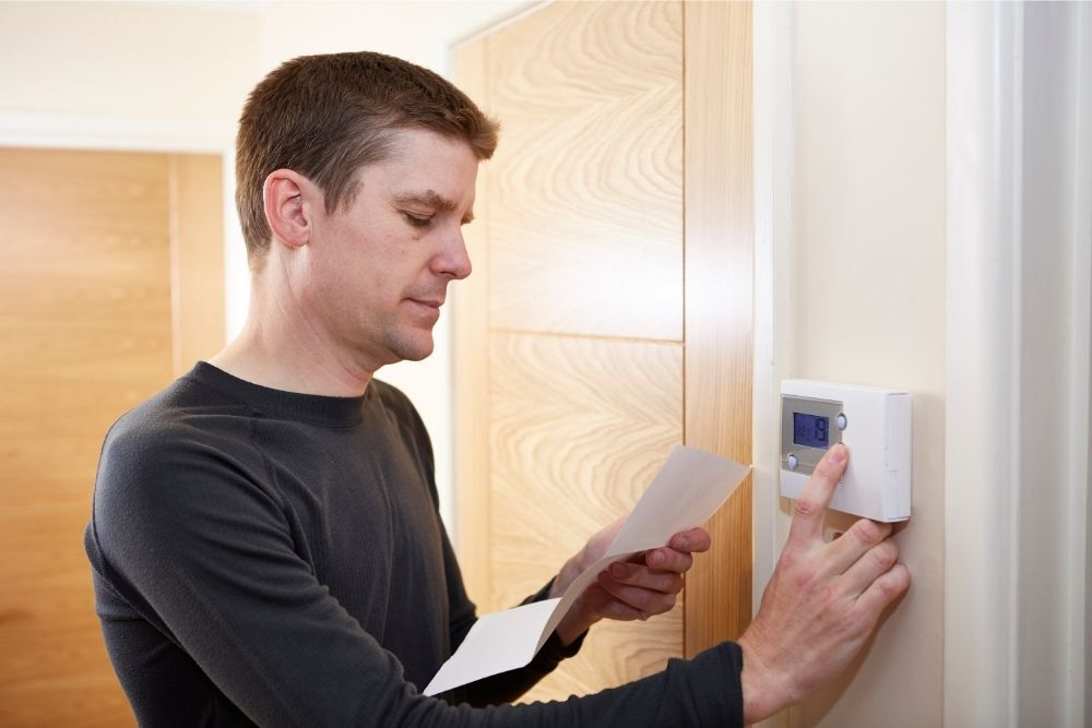 How Do You Unlock A Honeywell Thermostat? 1